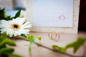 Don't stress when planning your wedding