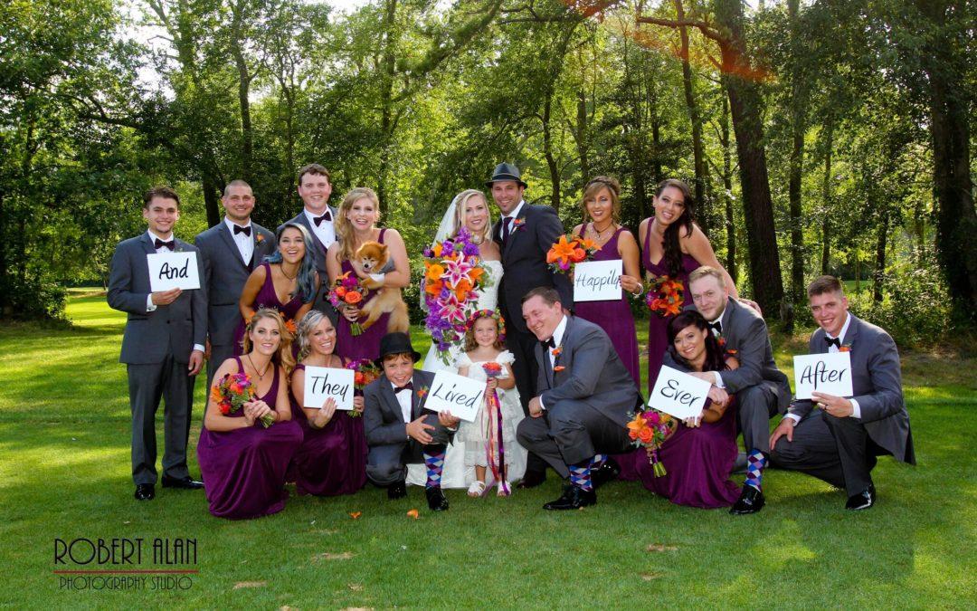 4 Major Fall Wedding Trends