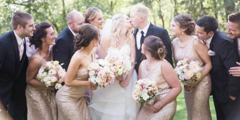 5 Creative Ideas to Incorporate Flowers in Your Wedding Reception